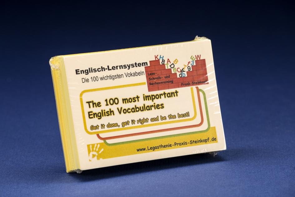 Englisch-Trainer Die 100 wichtigsten Englisch-Vokabeln