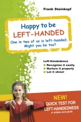 Happy to be LEFT-HANDED - eBook